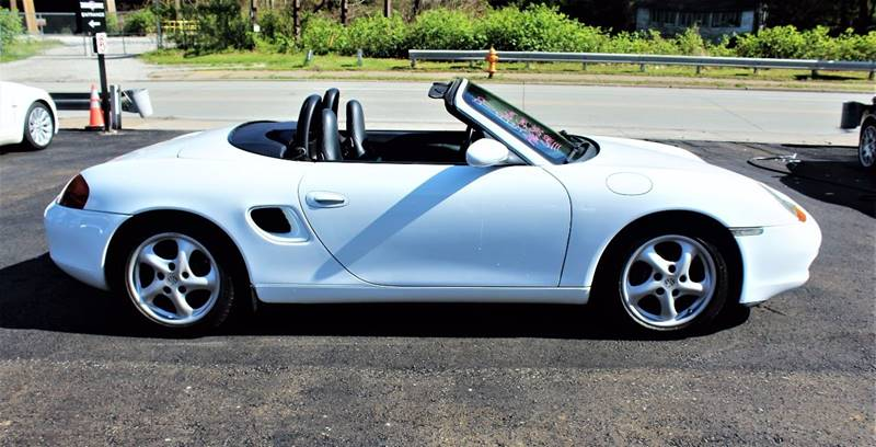 1999 Porsche Boxster 2dr Convertible - Pittsburgh PA