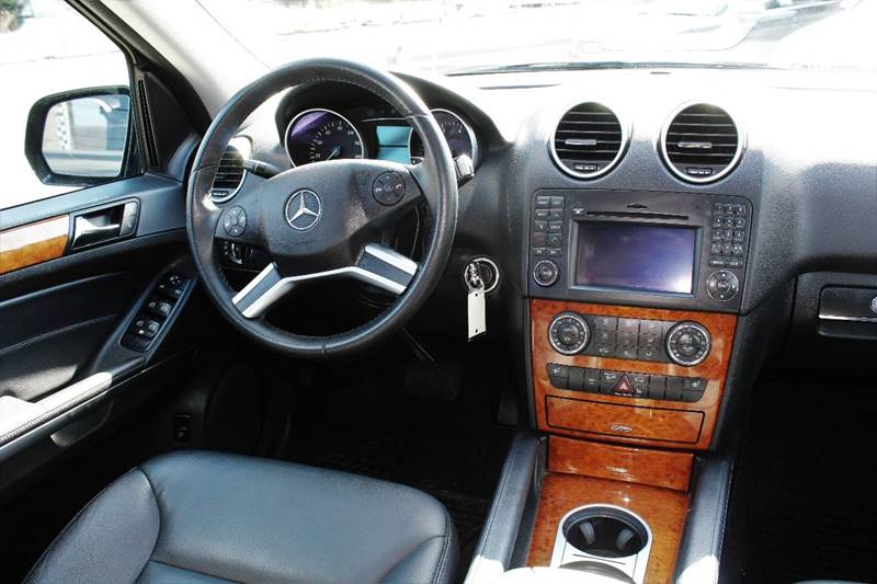 2009 Mercedes-Benz M-Class AWD ML 350 4MATIC 4dr SUV - Pittsburgh PA