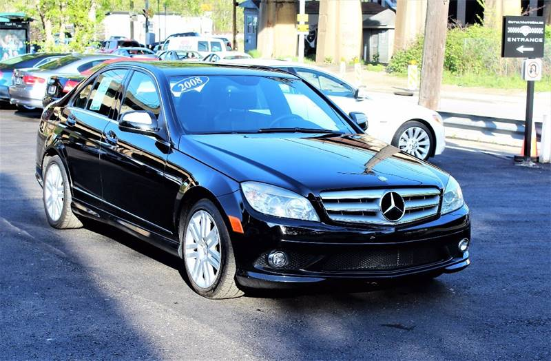 2008 Mercedes-Benz C-Class C 300 Sport 4dr Sedan - Pittsburgh PA
