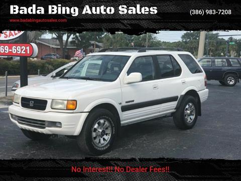 1998 Honda Passport for sale in Lakeland, FL