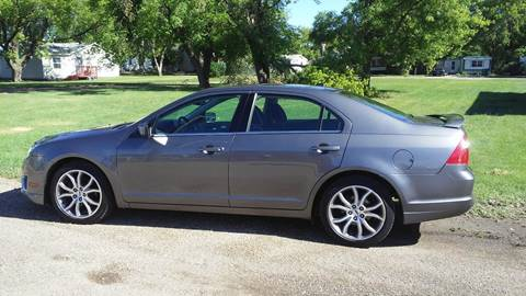 2010 Ford Fusion for sale at Glen's Auto Sales in Watertown SD