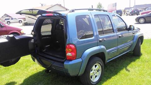 2003 Jeep Liberty for sale at Glen's Auto Sales in Watertown SD