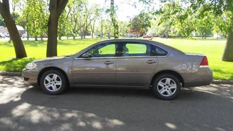 2007 Chevrolet Impala for sale at Glen's Auto Sales in Watertown SD
