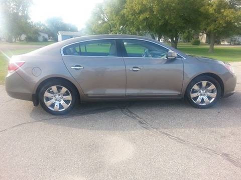 2012 Buick LaCrosse for sale at Glen's Auto Sales in Watertown SD