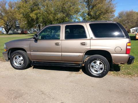 2003 Chevrolet Tahoe for sale in Watertown, SD