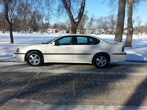 2003 Chevrolet Impala for sale at Glen's Auto Sales in Watertown SD