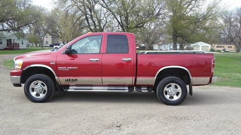 2006 Dodge Ram Pickup 2500 for sale in Watertown, SD