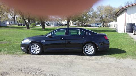 2012 Ford Taurus for sale at Glen's Auto Sales in Watertown SD