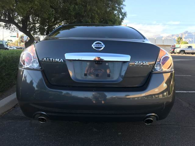 2012 Nissan Altima for sale at Tucson Used Auto Sales in Tucson AZ