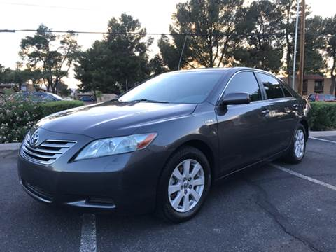 2008 Toyota Camry Hybrid for sale at Tucson Used Auto Sales in Tucson AZ