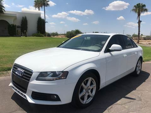 2009 Audi A4 for sale at Tucson Used Auto Sales in Tucson AZ