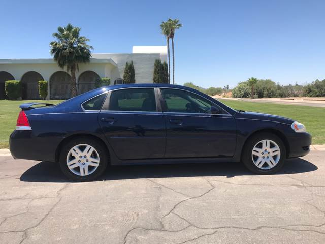 2012 Chevrolet Impala for sale at Tucson Used Auto Sales in Tucson AZ
