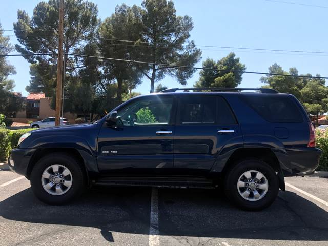 2004 Toyota 4Runner for sale at Tucson Used Auto Sales in Tucson AZ