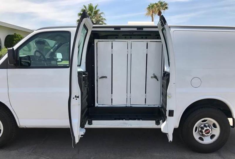 2010 GMC Savana Cargo for sale at Tucson Used Auto Sales in Tucson AZ