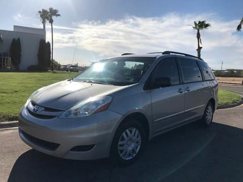 2006 Toyota Sienna for sale at Tucson Used Auto Sales in Tucson AZ