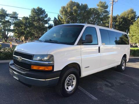 2003 Chevrolet Express Passenger For Sale In Tucson AZ
