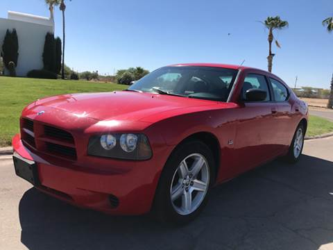 2008 Dodge Charger for sale at Tucson Used Auto Sales in Tucson AZ
