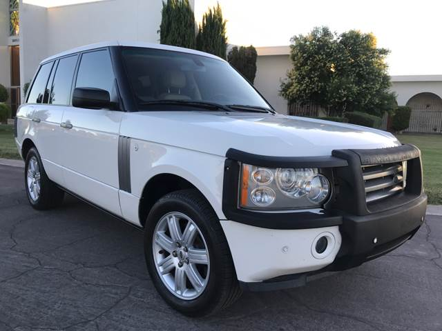 2008 Land Rover Range Rover for sale at Tucson Used Auto Sales in Tucson AZ