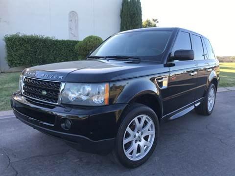 2007 Land Rover Range Rover Sport for sale at Tucson Used Auto Sales in Tucson AZ