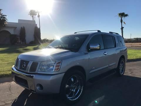 2007 Nissan Armada for sale at Tucson Used Auto Sales in Tucson AZ