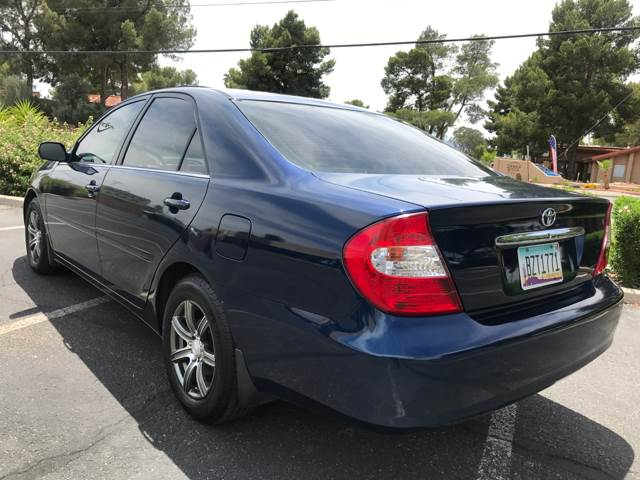 2002 Toyota Camry for sale at Tucson Used Auto Sales in Tucson AZ