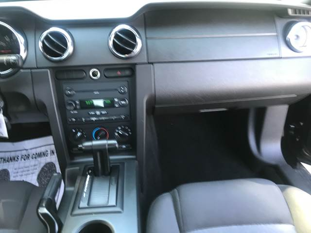 2007 Ford Mustang for sale at Tucson Used Auto Sales in Tucson AZ