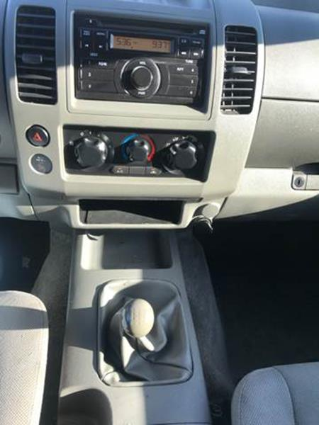 2010 Nissan Frontier for sale at Tucson Used Auto Sales in Tucson AZ