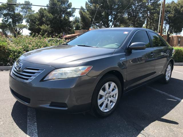 2007 Toyota Camry Hybrid for sale at Tucson Used Auto Sales in Tucson AZ