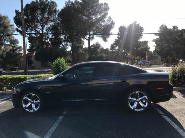 2012 Dodge Charger for sale at Tucson Used Auto Sales in Tucson AZ