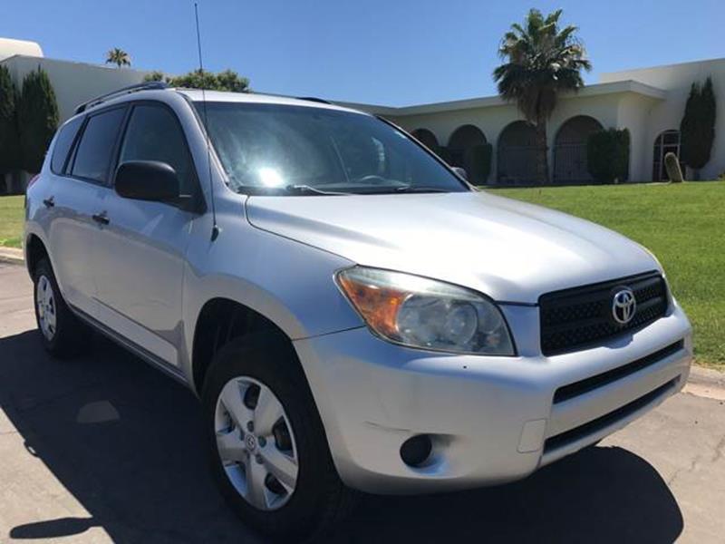 2008 Toyota RAV4 for sale at Tucson Used Auto Sales in Tucson AZ