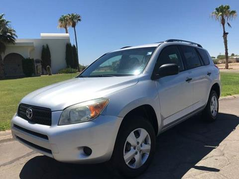 2008 Toyota RAV4 for sale at Tucson Used Auto Sales in Tucson AZ