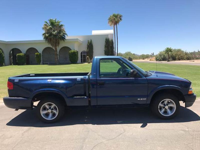 1999 Chevrolet S-10 for sale at Tucson Used Auto Sales in Tucson AZ