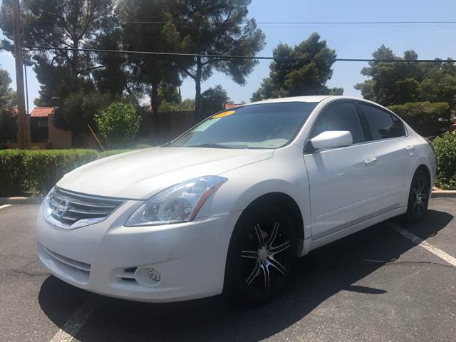 2010 Nissan Altima for sale at Tucson Used Auto Sales in Tucson AZ