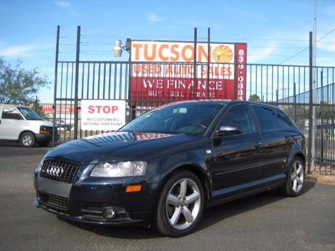2008 Audi A3 for sale at Tucson Used Auto Sales in Tucson AZ