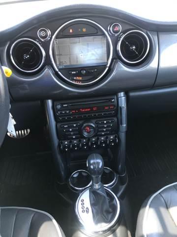 2006 MINI Cooper for sale at Tucson Used Auto Sales in Tucson AZ