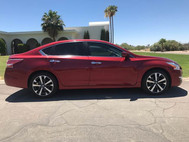 2013 Nissan Altima for sale at Tucson Used Auto Sales in Tucson AZ