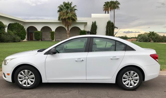 2011 Chevrolet Cruze for sale at Tucson Used Auto Sales in Tucson AZ