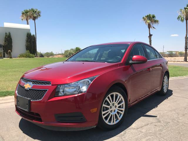 2012 Chevrolet Cruze for sale at Tucson Used Auto Sales in Tucson AZ
