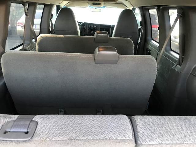 2011 Chevrolet Express Passenger for sale at Tucson Used Auto Sales in Tucson AZ