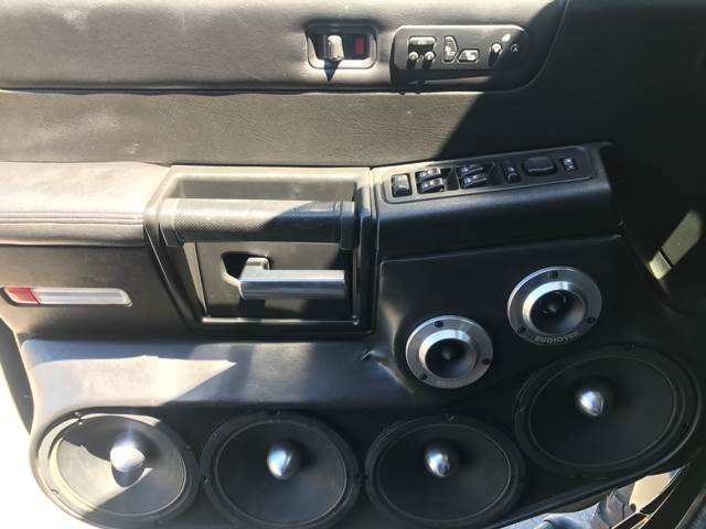 2005 HUMMER H2 for sale at Tucson Used Auto Sales in Tucson AZ
