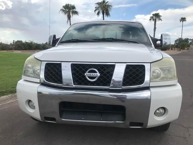 2004 Nissan Titan for sale at Tucson Used Auto Sales in Tucson AZ