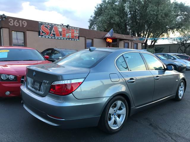 2008 BMW 5 Series for sale at Tucson Used Auto Sales in Tucson AZ