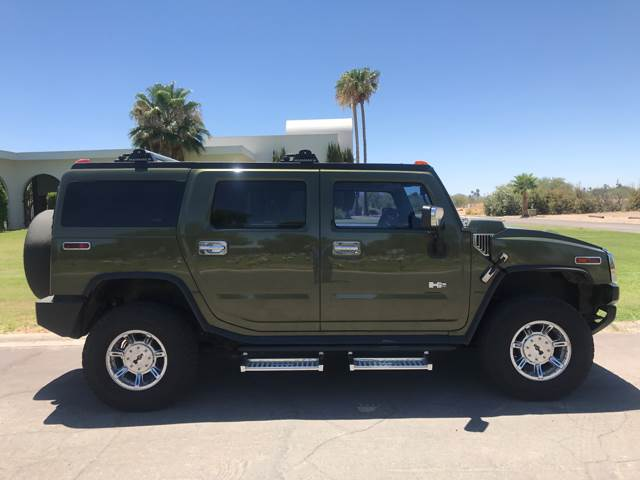2003 HUMMER H2 for sale at Tucson Used Auto Sales in Tucson AZ