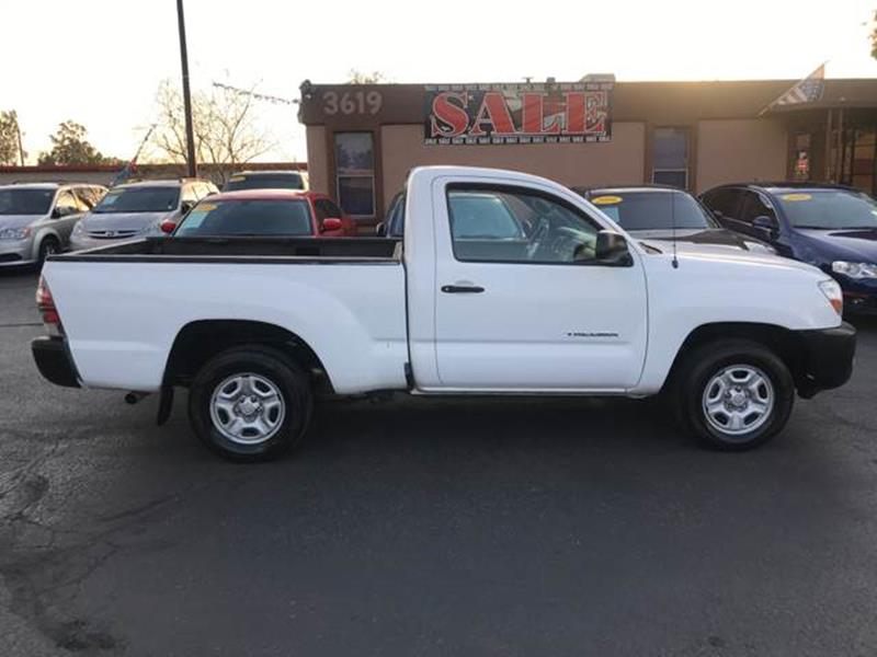 2010 Toyota Tacoma for sale at Tucson Used Auto Sales in Tucson AZ