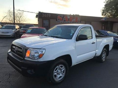 2010 Toyota Tacoma for sale at Tucson Used Auto Sales in Tucson AZ