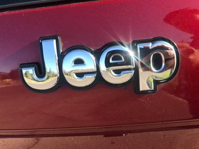2014 Jeep Cherokee for sale at Tucson Used Auto Sales in Tucson AZ