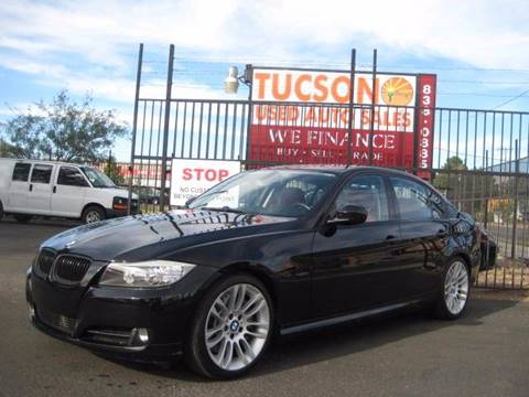 2009 BMW 3 Series for sale at Tucson Used Auto Sales in Tucson AZ