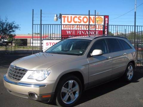 2007 Chrysler Pacifica for sale at Tucson Used Auto Sales in Tucson AZ