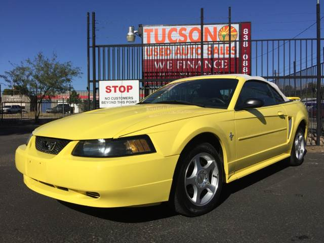 2003 Ford Mustang for sale at Tucson Used Auto Sales in Tucson AZ