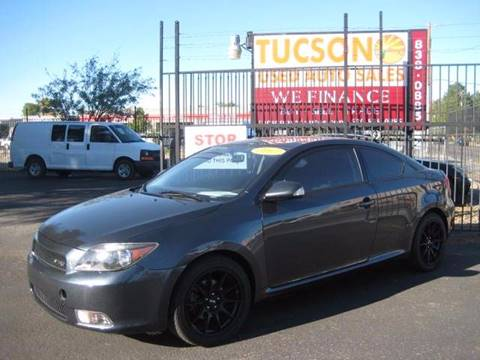 2007 Scion tC for sale at Tucson Used Auto Sales in Tucson AZ